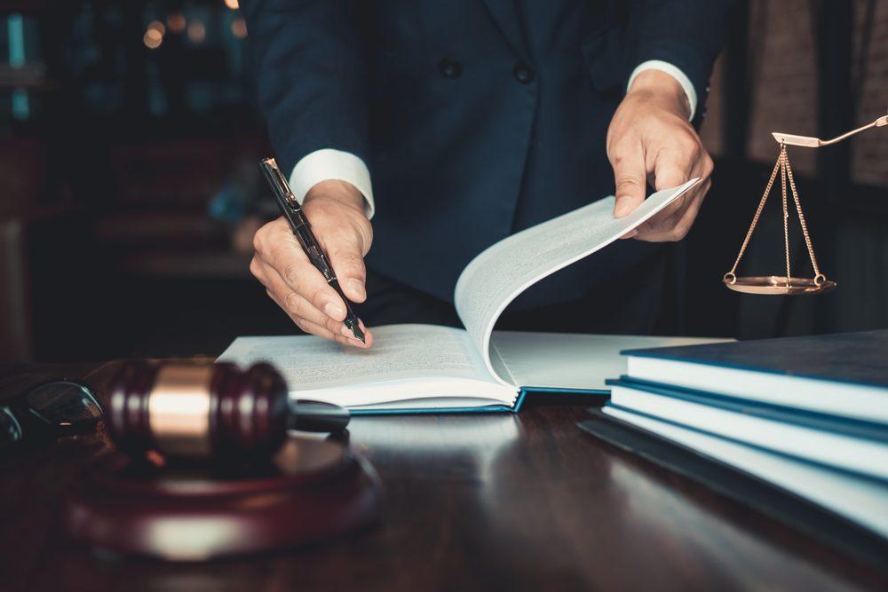 موسوعة ودق القانونية
